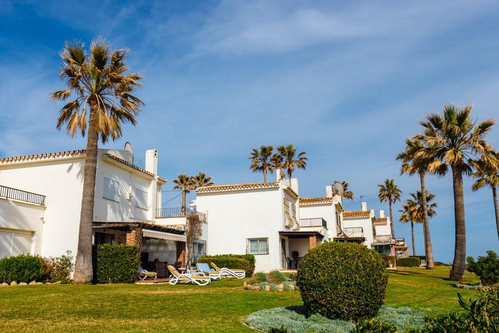Vakantie appartementen aan de kust van Mijas, Spanje.