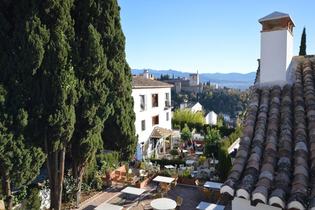 Carmen de las Campanas vakantiehuis in Granada. Vakantiehuis Andalusië, Spanje.