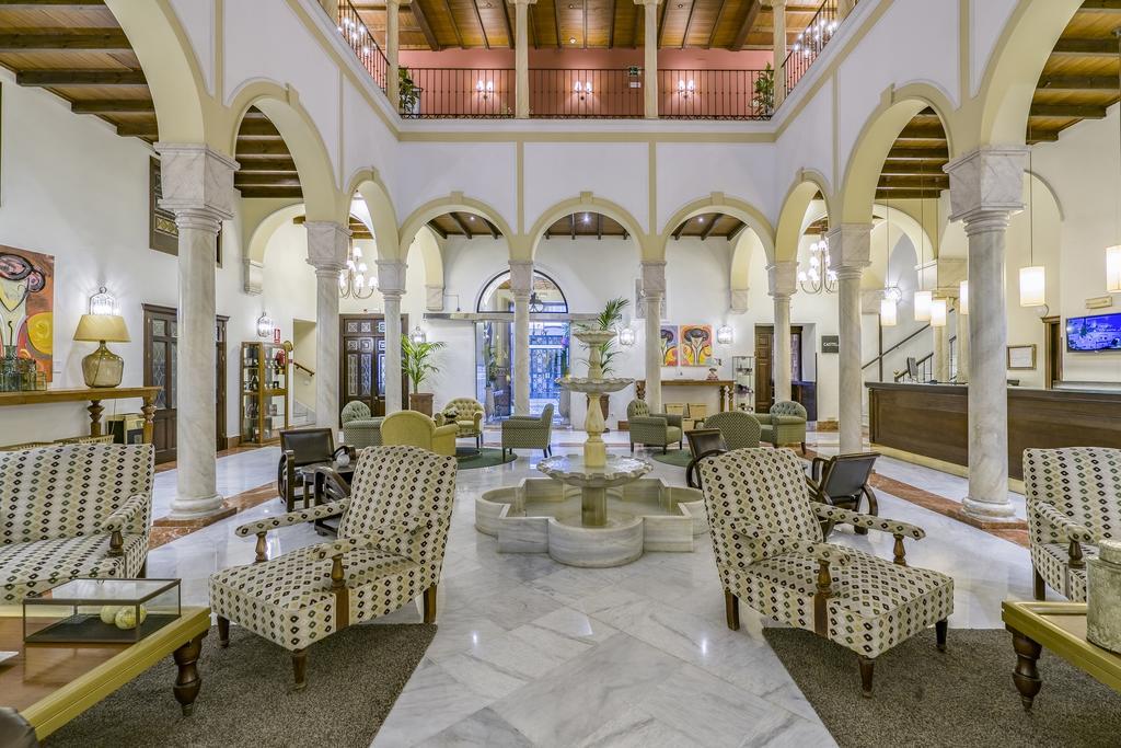 Vincci la Rabida, Sevilla. Charme hotel in Andalusië.