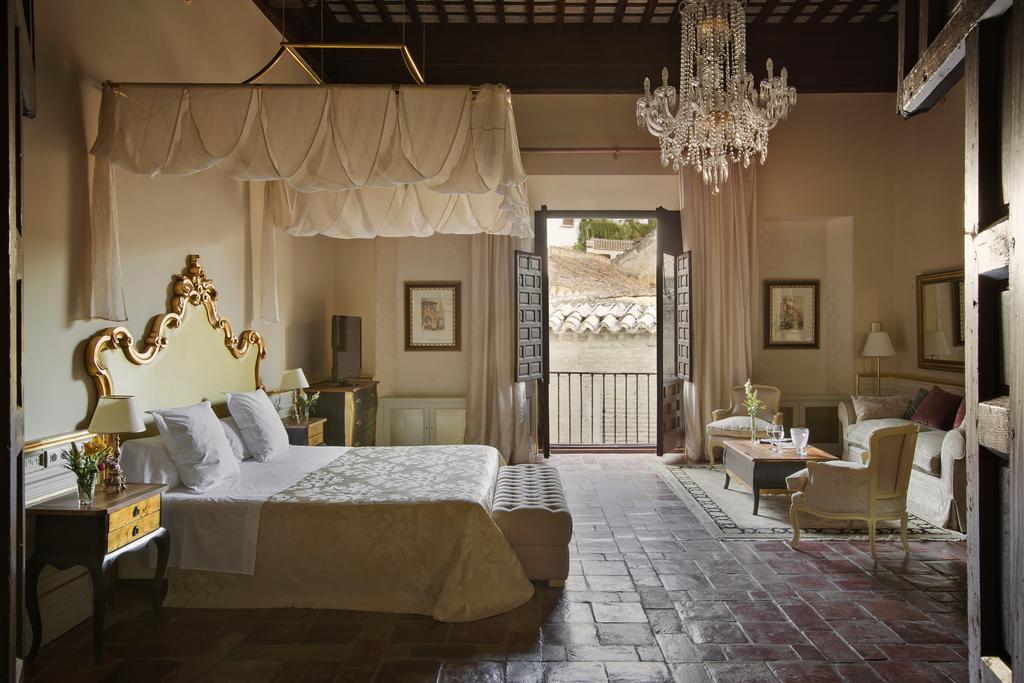 Hotel Casa 1800, Granada. Charme hotel in Andalusië, Spanje.