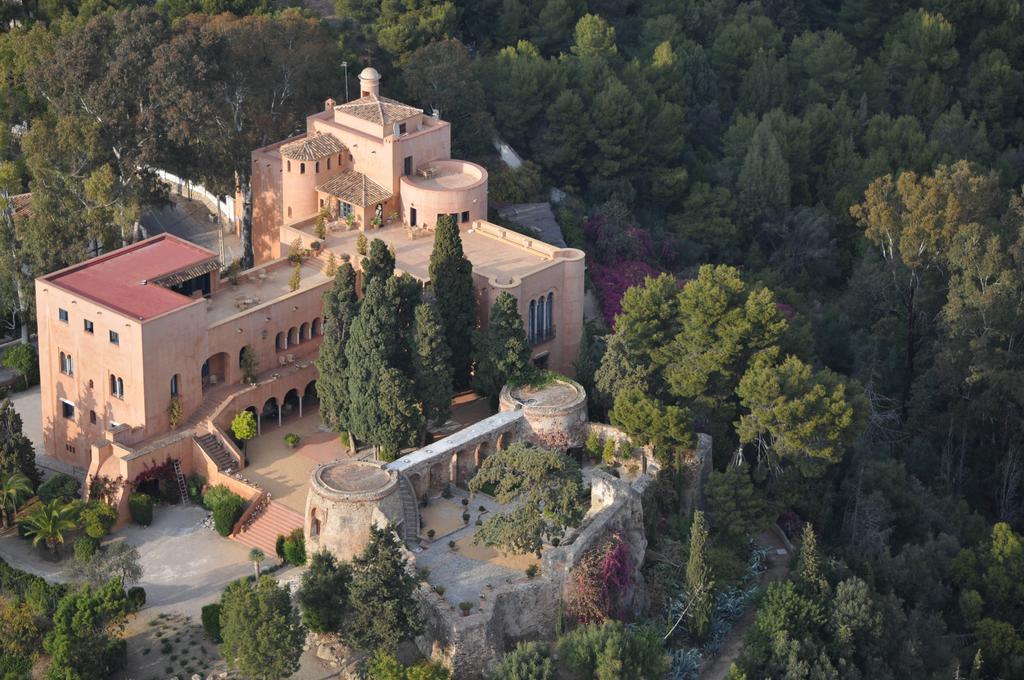 Soho Boutique Castillo de Santa Catalina, Malaga. Charme hotel in Andalusië, Spanje.