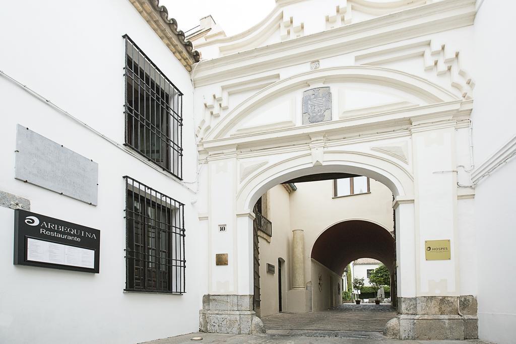 Hospes Palacio del Bailio, Cordoba. Charme hotel in Andalusië.