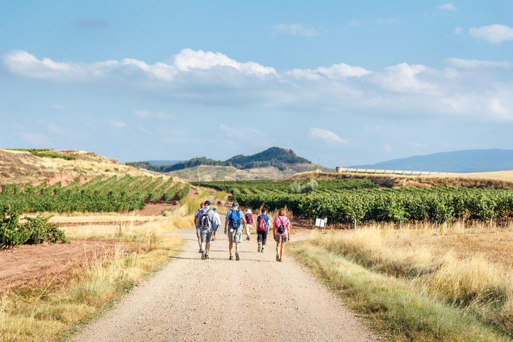 Groepswandelvakantie in Andalusië, Spanje.