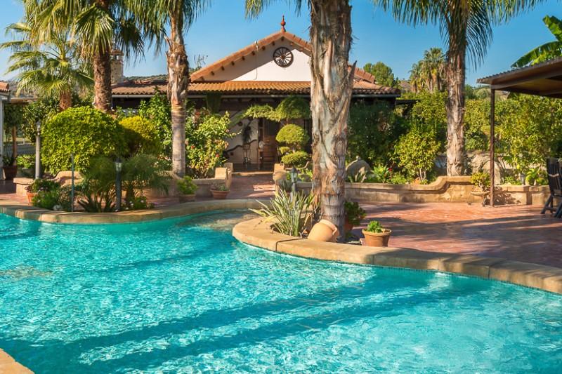 Villa el Paraiso, vakantiehuis in Coín. Vakantiehuizen in Andalusië, Spanje.