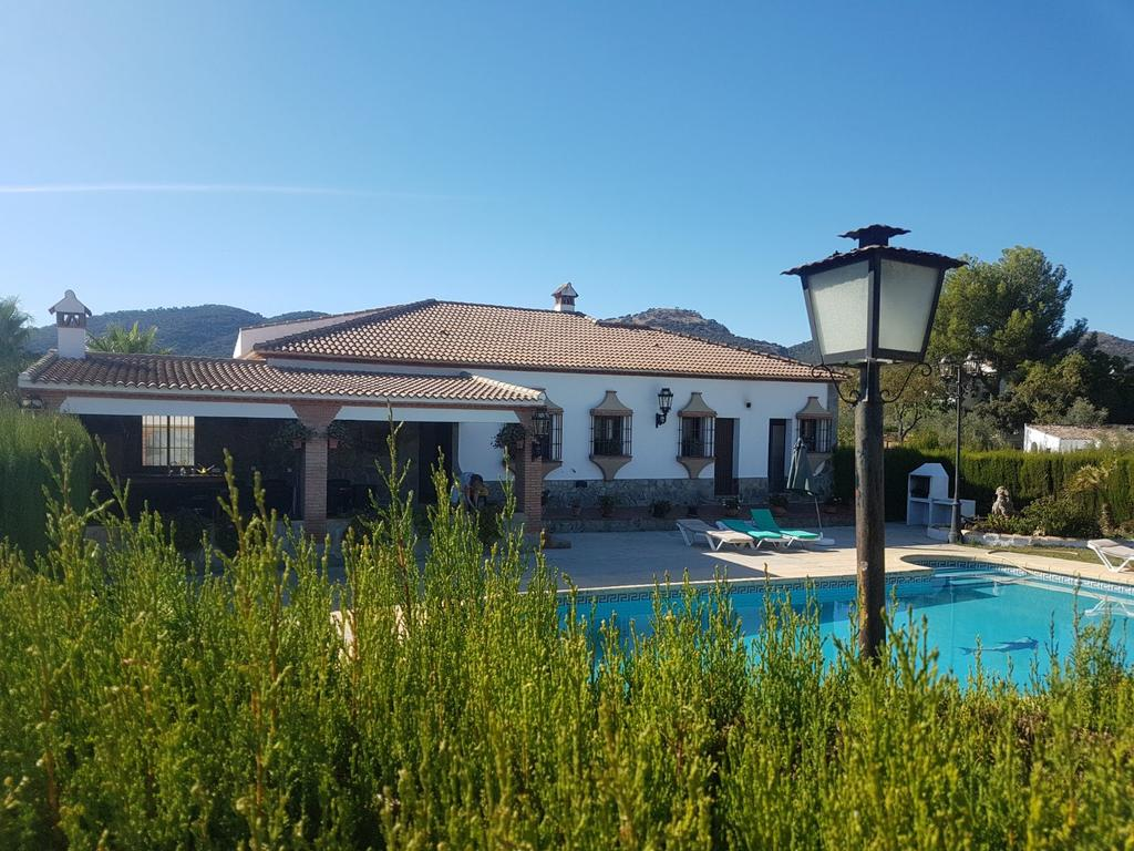 Vakantiehuis met privézwembad La Chumbera in Arriate. Andalusië, Spanje.