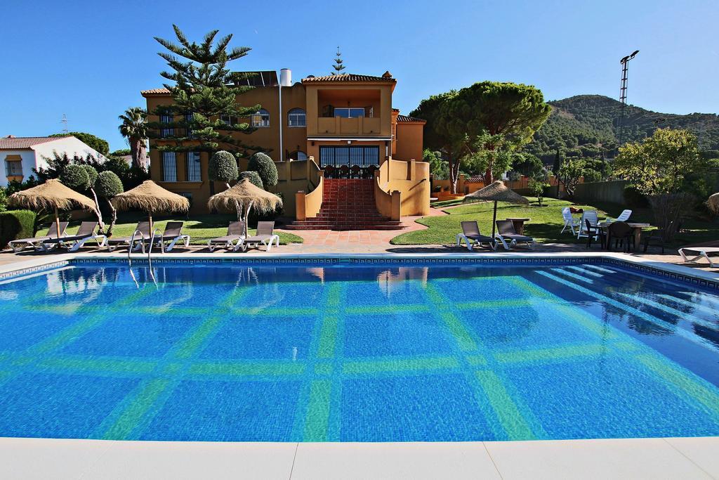 Villa la Favorita; accommodatie in Alhaurin de la Torre, Andalusië, Spanje.
